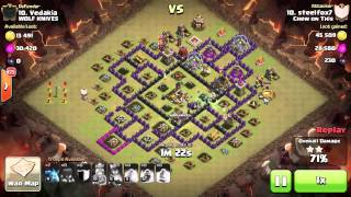 getlinkyoutube.com-Mass Level 1 Witches 3 Starring a Townhall 9