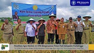 LPPM IPB bahas Pentingnya Konsep Penelitian Agromaritim 4.0