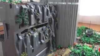 getlinkyoutube.com-LEGO Star Wars Clone Base on Carida