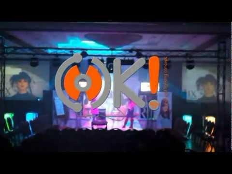 Ok! Luz y Sonido en Toluca DemoAGO12.