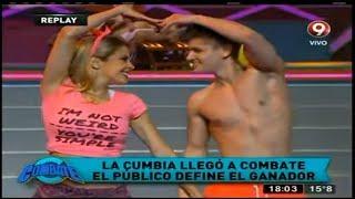 """Duelo de baile: cumbia"" (24-09-2015)"
