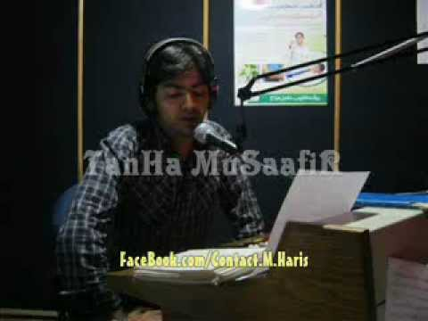 Kal Shab Ajeeb Aks Mery Aaine Main Thy, Sad Poetry.__(Recited By RJ Ali Naqvi FM-103)