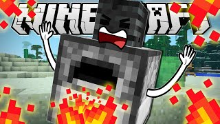 getlinkyoutube.com-Minecraft | THE EVIL BLOCKS!! | Custom Command