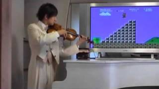 getlinkyoutube.com-Violin Super Mario!!!!!