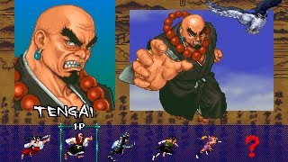 getlinkyoutube.com-Sengoku Blade (Arcade/Psikyo/1996 Tengai) [720p]