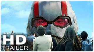 ANT MAN AND THE WASP Trailer (Marvel 2018)