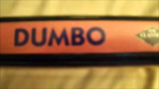 Dumbo VHS Black Diamond Early Release Variation