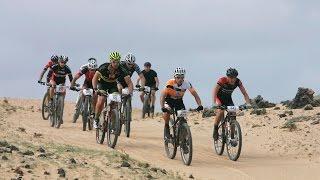 getlinkyoutube.com-Day 1: 4 Stage MTB Lanzarote 2015 at Club La Santa