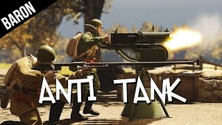 getlinkyoutube.com-Epic Sniping, Russian Anti Tank Rifle - Heroes and Generals Russian AT Rifle Gameplay
