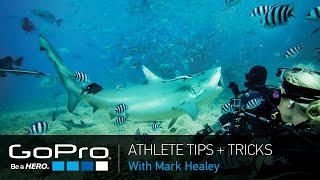 getlinkyoutube.com-GoPro Athlete Tips and Tricks: Diving with Mark Healey (Ep 24)