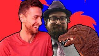 التمساح الحلقة ٤١: الرحلة الهشامية النيويوركية   Temsa7LY 2