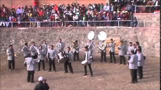 getlinkyoutube.com-BANDA ORQUESTA SAN PEDRO DE CARAC - PIRQUEÑA SOMBRERO DE PAJA - SAN PEDRO DE  PIRCA 2015