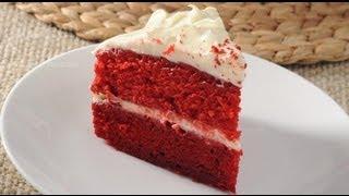 getlinkyoutube.com-الكعكة الحمراء المخملية - رد فلفت كيك - تسلم الأيادي 3 - فتافيت