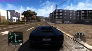 getlinkyoutube.com-Test Drive Unlimited 2 - Unofficial Patch v0.4 Lamborghini Aventador LP 700-4