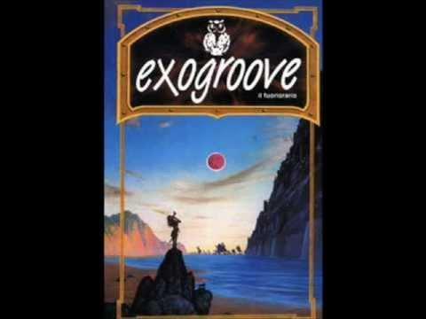 EXOGROOVE 1996 francesco zappala' tony bruno pinina garavaglia