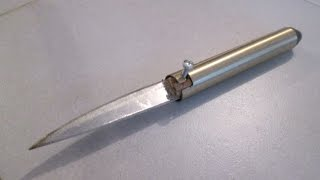 getlinkyoutube.com-Homemade Ballistic Knife