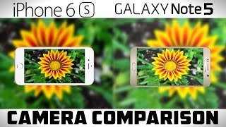 getlinkyoutube.com-iPhone 6S vs Galaxy Note 5 - Detailed Camera Comparison