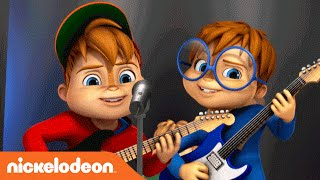 getlinkyoutube.com-ALVINNN!!! and the Chipmunks | 'Got to Be Free' Official Karaoke Video | Nick