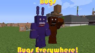 getlinkyoutube.com-Five Nights At Freddy's Minecraft Demo: Map Showcase