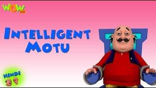 getlinkyoutube.com-Intelligent Motu - Motu Patlu in Hindi