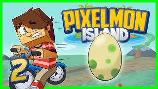 "getlinkyoutube.com-Minecraft Pixelmon Island - Ep.2 ""PIXELMON EGG!"" w/ Danjobro"