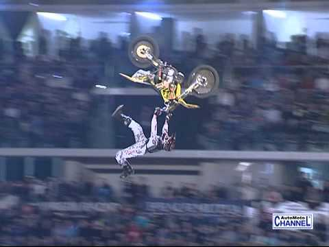 Night of the Jumps Motocross Freestyle  - Torino 19 Febbraio 2011 ( Video Integrale )