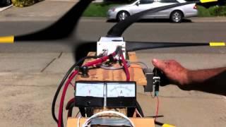 Electric Ultralight Propulsion Unit
