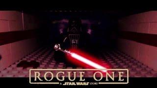 getlinkyoutube.com-LEGO Rogue One: Darth Vader Ending Scene... [Frame by Frame]...