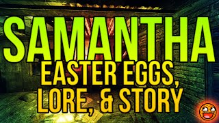 getlinkyoutube.com-SAMANTHA MAXIS: Lore, Zombies Storyline, & The Giant Easter Egg Explained (Black Ops 3 Easter Egg)