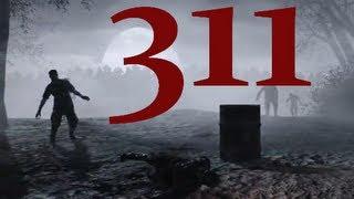 getlinkyoutube.com-Nacht Der Untoten Round 311 TheRelaxingEnd Solo - Call of Duty World at War Zombies