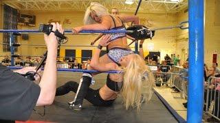 getlinkyoutube.com-Ray Lyn Does The Stinkface Twerk - Absolute Intense Wrestling