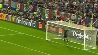 getlinkyoutube.com-It was Manuel Neuer vs. Gianluigi Buffon    Euro 2016 Italy vs Germany