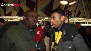 getlinkyoutube.com-West Ham 1 Arsenal 5   West Ham Rolled Over & We Tickled Their Belly says Moh
