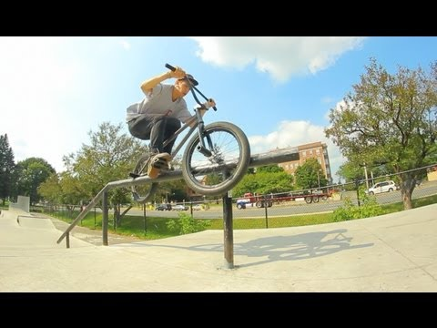 INSTAGRAM SLAM 5: The Merritt BMX Team & Mark Burnett