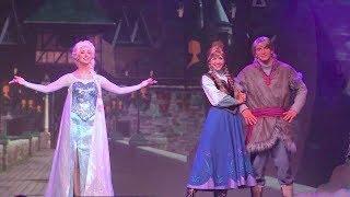 getlinkyoutube.com-Full Frozen Summer Fun Live stage show with Anna, Elsa, Kristoff at Walt Disney World