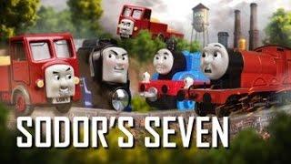 Thomas & Friends: Sodor's 7 Ep. 2 | Quarry Quarrel | Thomas & Friends