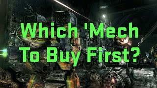 getlinkyoutube.com-New Player Guide: Which Mech To Buy First? - MechWarrior Online