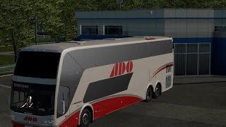 getlinkyoutube.com-BusscarPanoramico DD|Skin Mexicano|Euro Truck Simulator 2|1.8.2.5-1.18.x