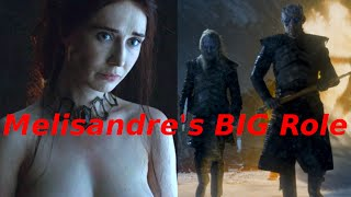Why Melisandre is the KEY to EVERYTHING - Game of Thrones Season 8/ASOIAF - Daenerys' Death Theory