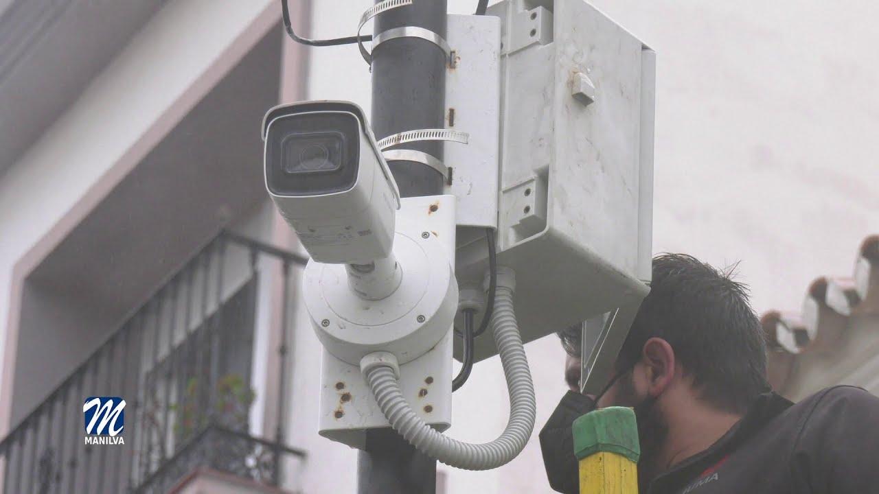 Nuevas cámaras de seguridad