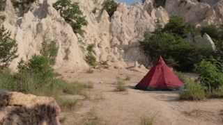 Tentipi presents - At Home Everywhere.  A video by Pharus, Japan