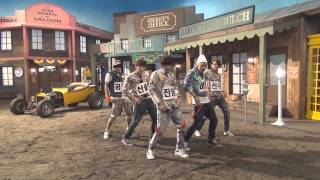 getlinkyoutube.com-B1A4 - 잘자요 굿나잇 안무 영상 (Baby Good Night Dance Practice Video)  .