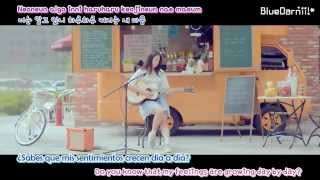 getlinkyoutube.com-My Dear - Park Shin Hye (ft. Yong Junhyung of Beast) [Sub Esp + Eng + Hangul + Rom]