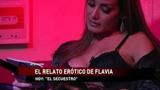 """getlinkyoutube.com-Relatos Eróticos de Flavia; """"El Secuestro"""" en #tocshow"""