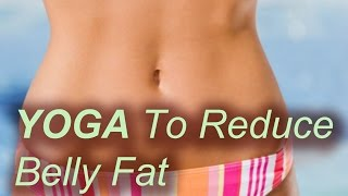 getlinkyoutube.com-4 Yoga Poses to Reduce Belly Fat