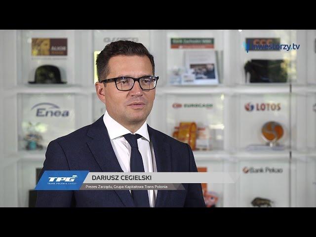 Trans Polonia SA, Dariusz Cegielski - Prezes Zarządu, #170 ZE SPÓŁEK