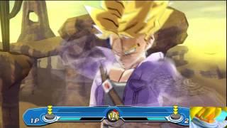 Dragonball Z Budokai 3 HD Collection - All Ultimate Attacks
