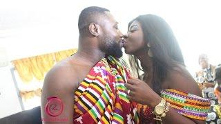 getlinkyoutube.com-Kumawood actor Bernard Aduse Poku Wedding - Bill Asamoah, others