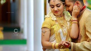 getlinkyoutube.com-The Most Superb Hindu Wedding Highlight Ever made in Kerala Thushar + Kavitha - Chandra Studio, 2015