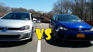getlinkyoutube.com-Golf GTI vs Golf R